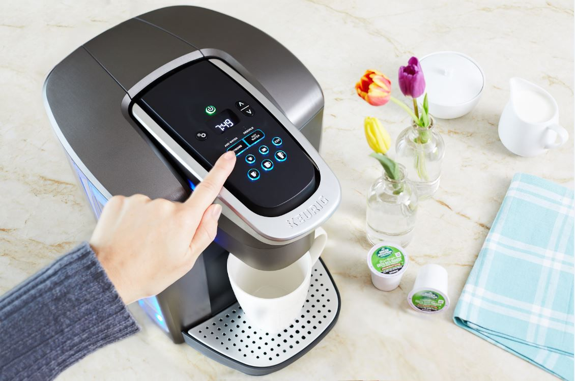 how to clean your office keurig
